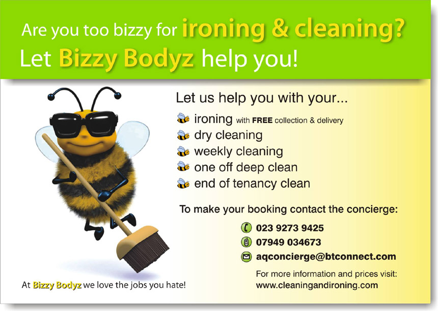 A5 Leaflet Envy Freelance Graphics Waterlooville Hampshire
